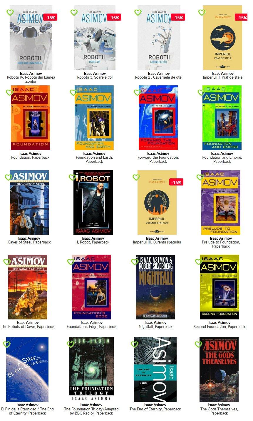 Carti-Autor-Isaac-Asimov-Roboti-Imperiu-Fundatia