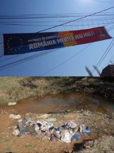 campanie electorala gunoaie romania psd politica hotie mafie coruptie