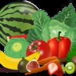 Legume si fructe, Spalare de pesticide