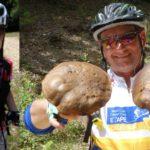 La cirese, ciuperci si fragi pe bicicleta - BikeRide cu TrixBike Tg-Jiu