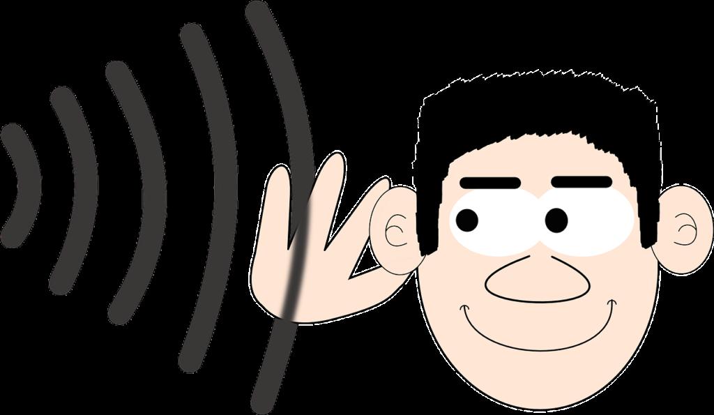 sunet ureche, legea zgomotului