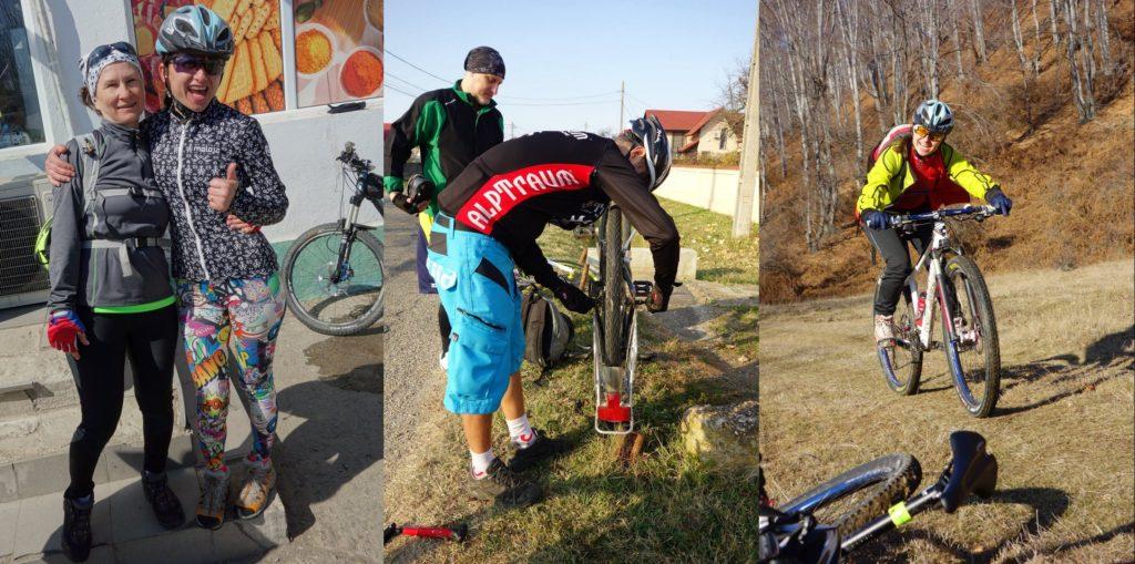 haine ciclism-mtb - echipament de toamna-primavara