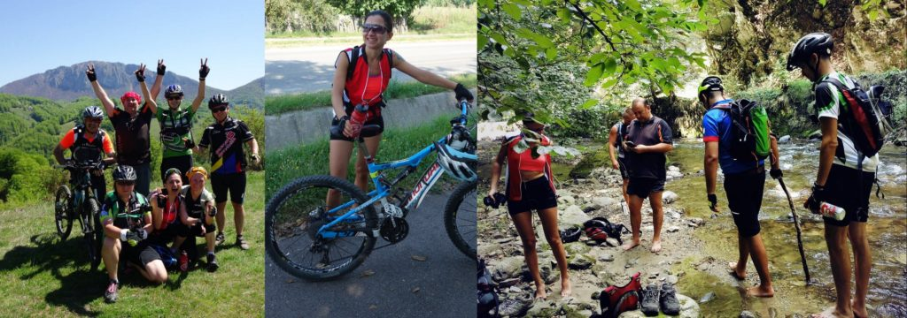 haine ciclism-mtb - echipament de vara