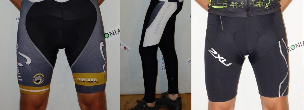pantaloni de ciclism tip strech