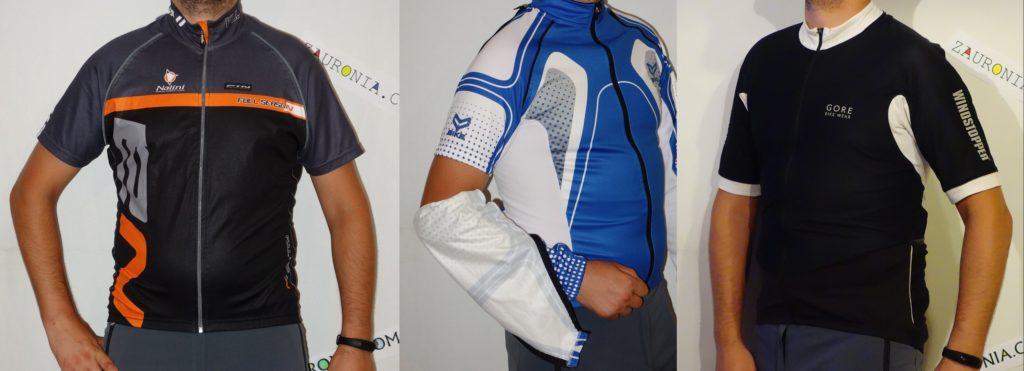 tricouri ciclism-mtb cu membrana windproof