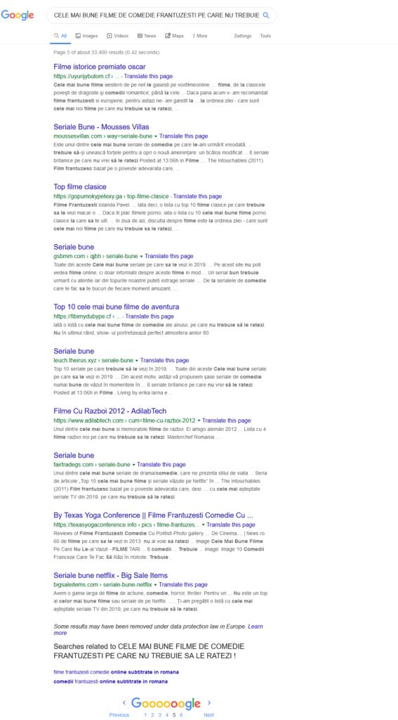 google-serp-2020-full-of-spam-again-and-again